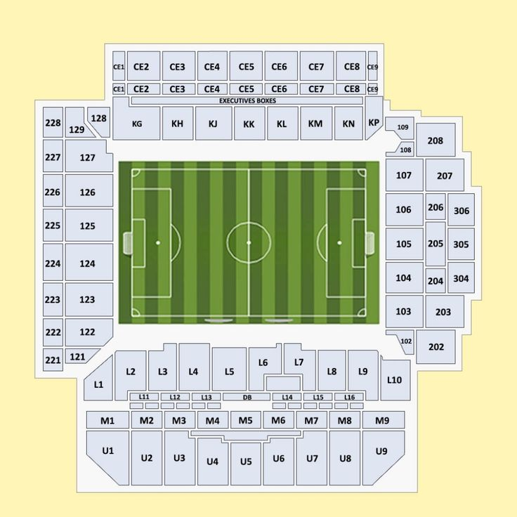 Norwich City Seating Plan Norwich City Burnley
