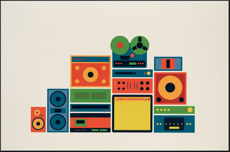 The HiFi from YesStudio. Rock out.