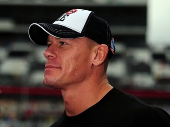 John Cena returning at WWE Hell in a Cell!!!
