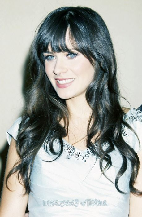 Zooey Deschanel Hair Layers 17+ best images about ...