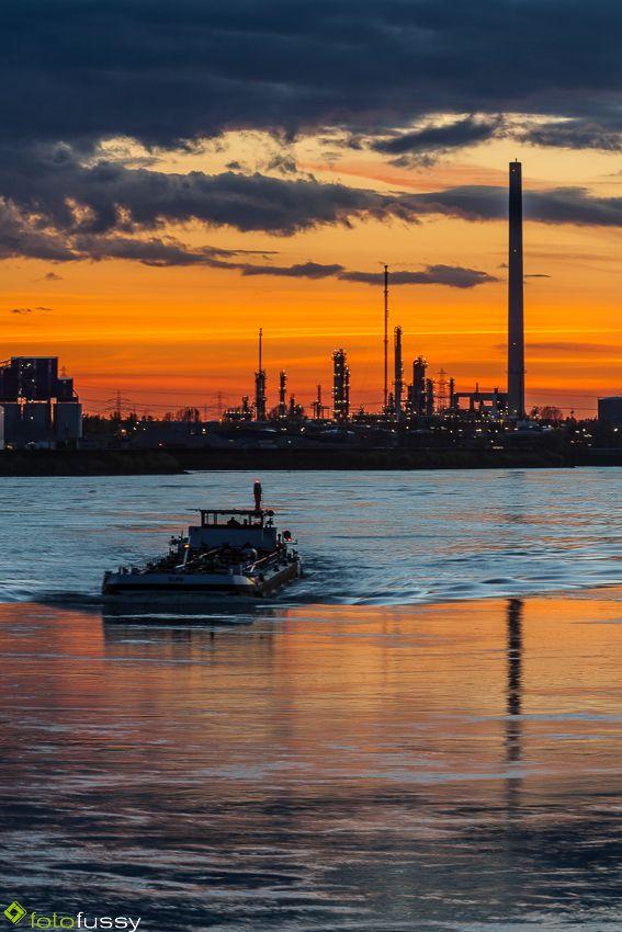 Elbfarben - #Hamburg am Abend