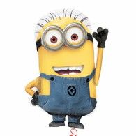 Shape Minion / Despicable Me 40cm x 63cm $22.95 (filled with Helium) U29954