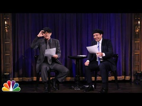 Watch Bridge of Spies Kid Theater: Tom Hanks and Jimmy Fallon enact fake scenes from Spielberg's latest.