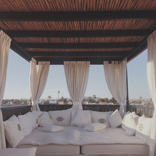 一度でいいから宿泊したい!モロッコの異国情緒溢れる宿「リヤド」5選 18枚目の画像