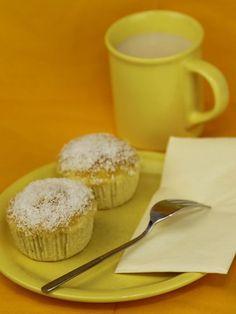 Kokosmuffins: Kokos-Muffins Rezept - schnell, leicht und lecker