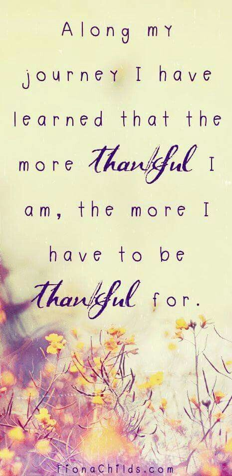 There is something to be grateful and thankful for every day. Even on rough days, find something to be grateful for and feed your body will with love. Be empowered. You matter.