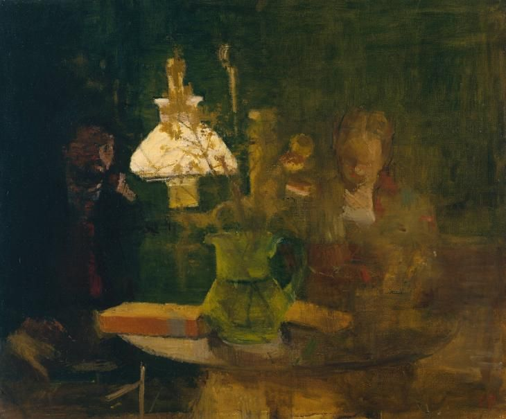 Victor Pasmore 'Lamplight', 1941 © Tate