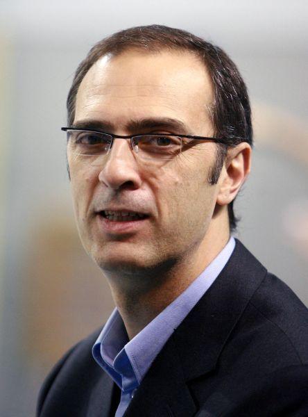 Daniel Castellani (CEV Challenge Kupası şampiyonu Fenerbahçe Grundig'in antrenörü)