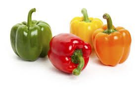 How Bell Peppers are a Healing Food #immuneboosters #stayyoung