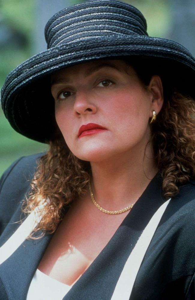 "Aida Turturro nest known as Janice in ""The Sopranos"" #AidaTurturro #TheSopranos"