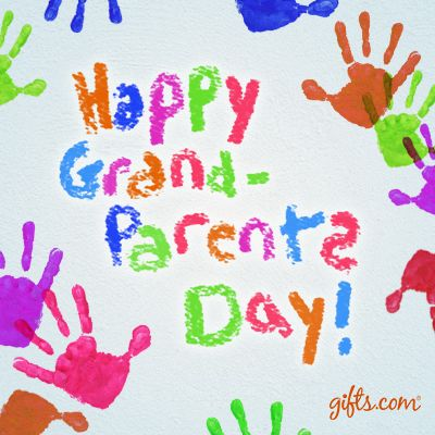 #GrandparentsDay is observed each year on the first Sunday after Labor Day! Share this image to honor your Grandparents and be sure to give them lots of love :)