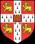 Cambridge University Crest.