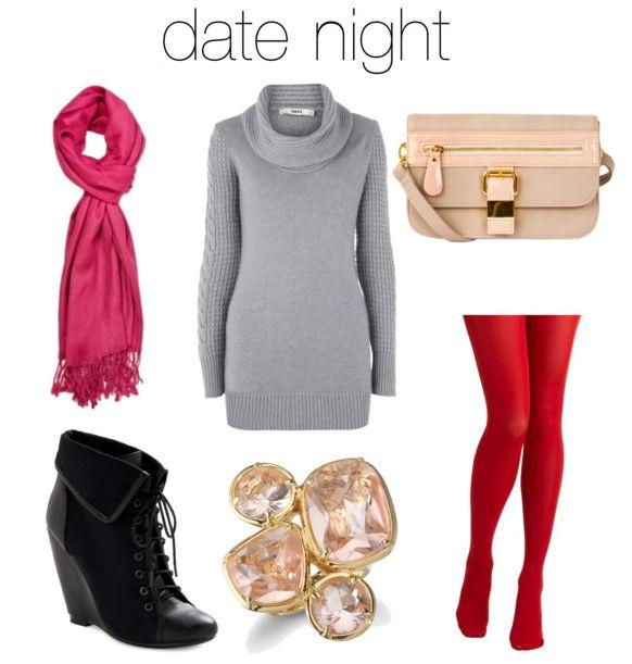 Valentines day attire