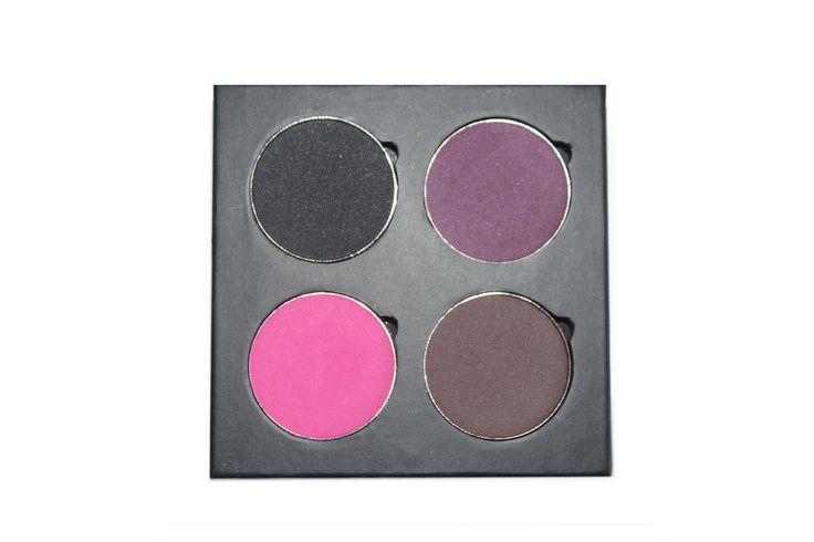 Artist of Makeup - Zukreat Cosmetics Arabian Nights - Quad Eyeshadow Palette £24.90