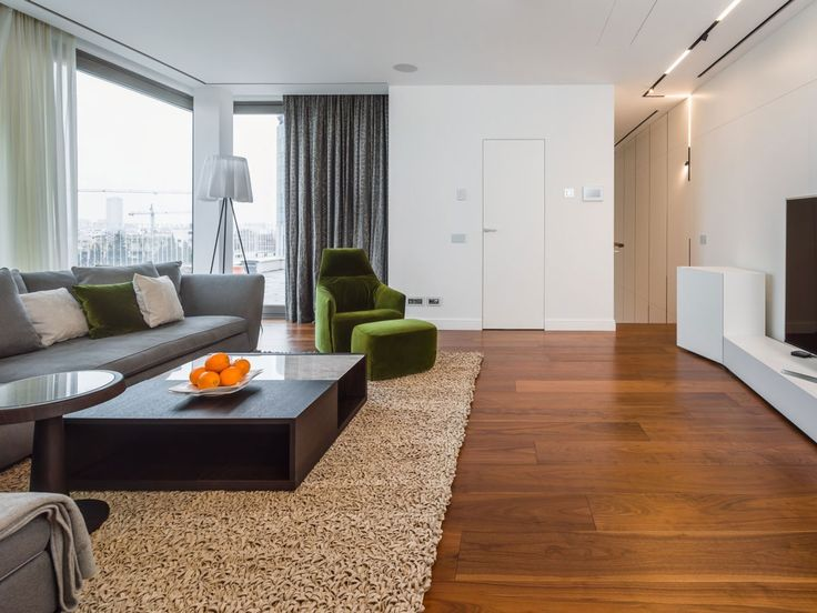 Penthouse in Bucharest. decorative lighting. Light design. Flos. Running Magnet technical lighting.