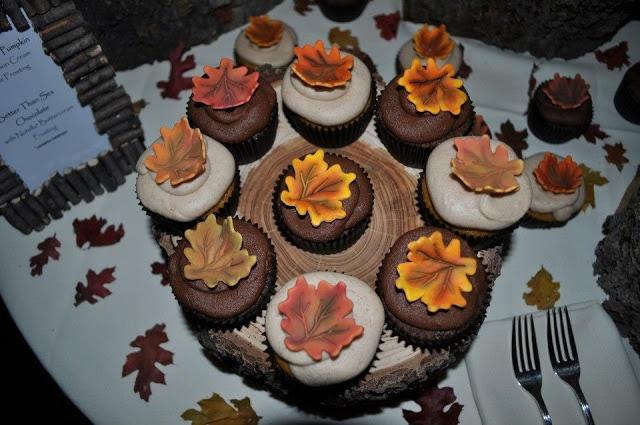 Best 25+ Fall Wedding Cupcakes Ideas On Pinterest
