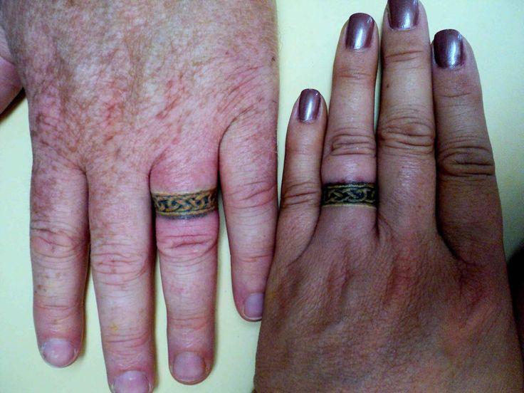 Celtic Wedding Ring Tattoo: Wedding Tattoo Rings