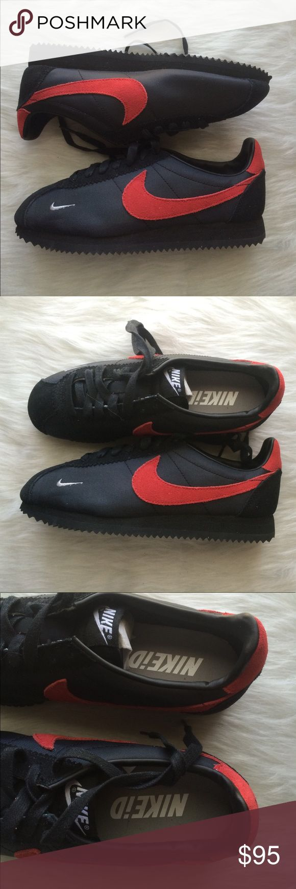 NIKE iD CUSTOM WOMENS SIZE 7.5 CORTEZ SHOES New without box. Nike Shoes Sneakers