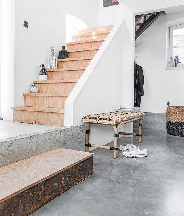 13 besten plywood Bilder auf Pinterest Workshop, Einrichtung und Haus - welche treppe fr kleines strandhaus