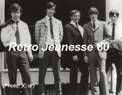 Les Aristocrates, groupe québécois des années 60