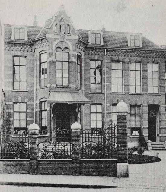 Houtstraat (Oud)-Canisiusziekenhuis.