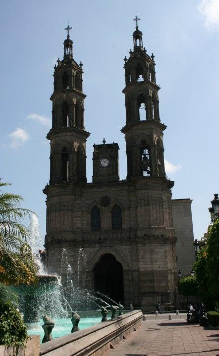 El Catedral, El Centro  Tepic, Nayarit MEXICO