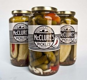 National Pickle Day: Pickle Producers Find Success in MichiganAmerican Food, Mclure Pickles, Pickles Brand, Mcclure Pickles, Gourmet Pickles, National Pickles, Pickles Stuff, Products, Michigan Things