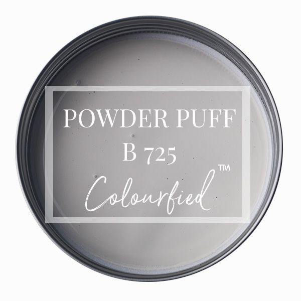 Colourfied's new colour - Powder Puff