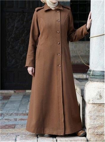 Nasirah Woolen Coat