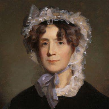 18th-century American Women: Thomas Jefferson's Wife Martha Wayles Skelton Jefferson 1748-1782