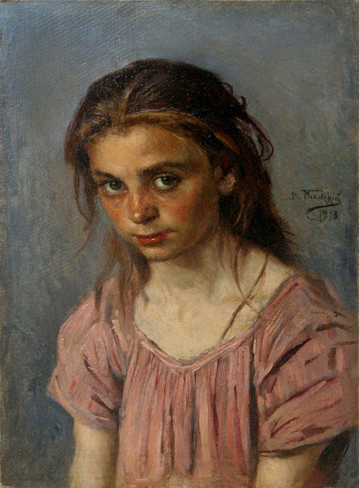 Картинки по запросу симеон соломон портрет девушки