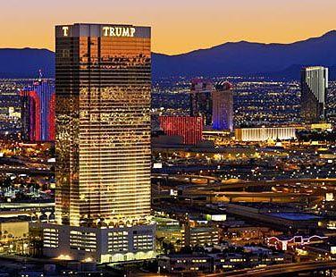 Trump Tower Penthouse New York   Trump International Hotel & Tower Las Vegas   Nevius & Associates