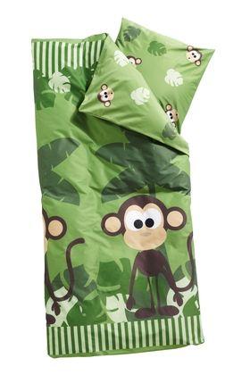 I like monkeys!  #Oeko-Tex #safe #FLEXA #stylish #decorations #room #kids #designers #safematerials