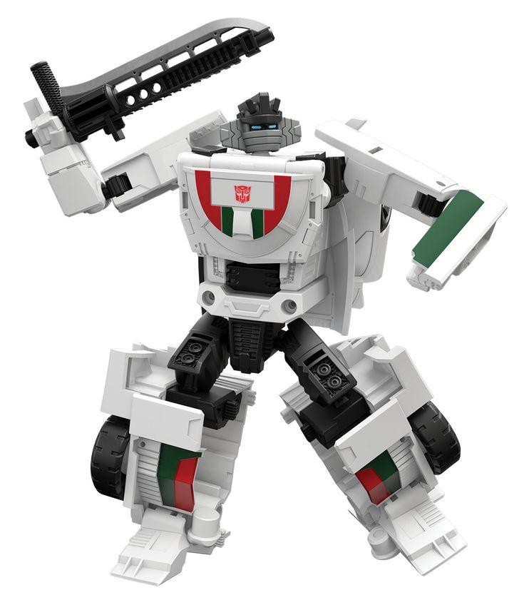 Transformers Combiner Wars - Deluxe - Wheeljack