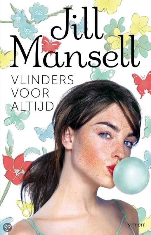 Jill Mansell weet te boeien en je telkens weer te verrassen #JillMansell #Vlindersvooraltijd