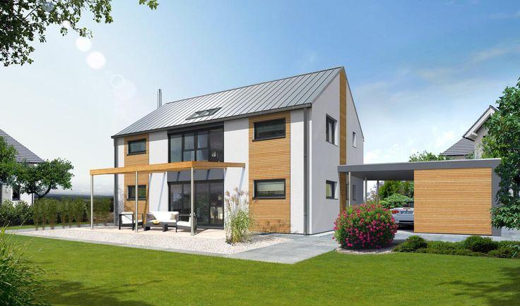 ... flatpack house cedar house 165 zero carbon forward passivhaus 165