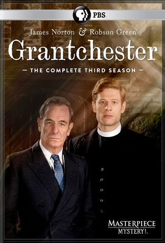 Masterpiece Mystery!: Grantchester: Season 3 [3 Discs] [DVD]