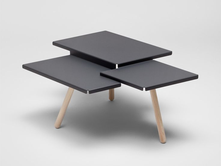 Dutch Designer Frederik Roijé Has Created The Tablefields Coffee Table With  A Geometric Forms And Difference In Height. The Tablefields Table Is Mad