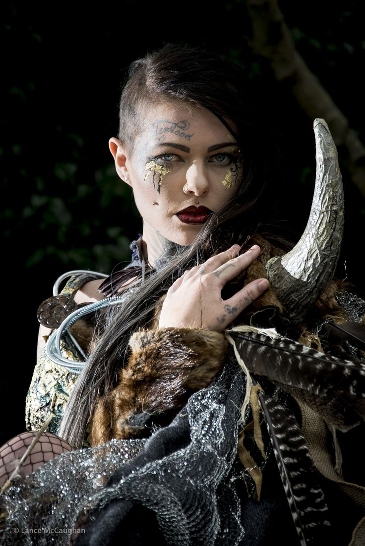 https://flic.kr/p/Wx6pu8 | Laura Friese - Priestess Of An Unnatural World | Photographer: Lance McCaughan Model: Laura Friese Makeup and Styling: Karen Hansen Outfit Design and creation: Karen Hansen