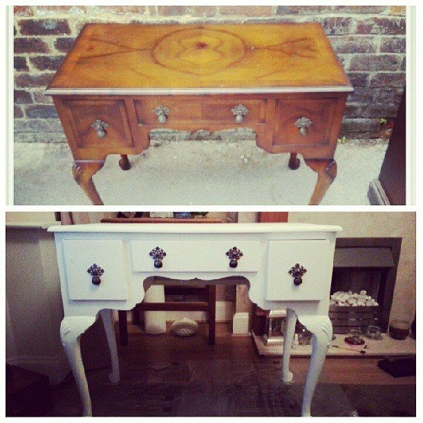 Stripped back and repainted. A simple fix to make ...