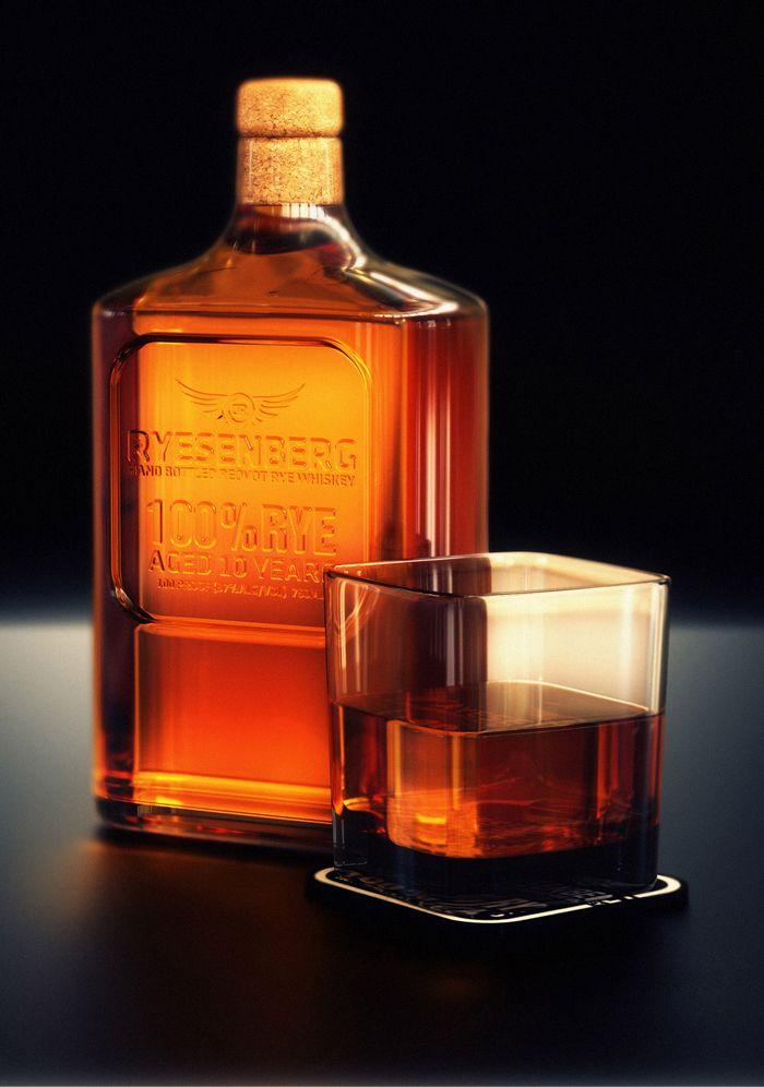 #whiskey #packaging great bottle design