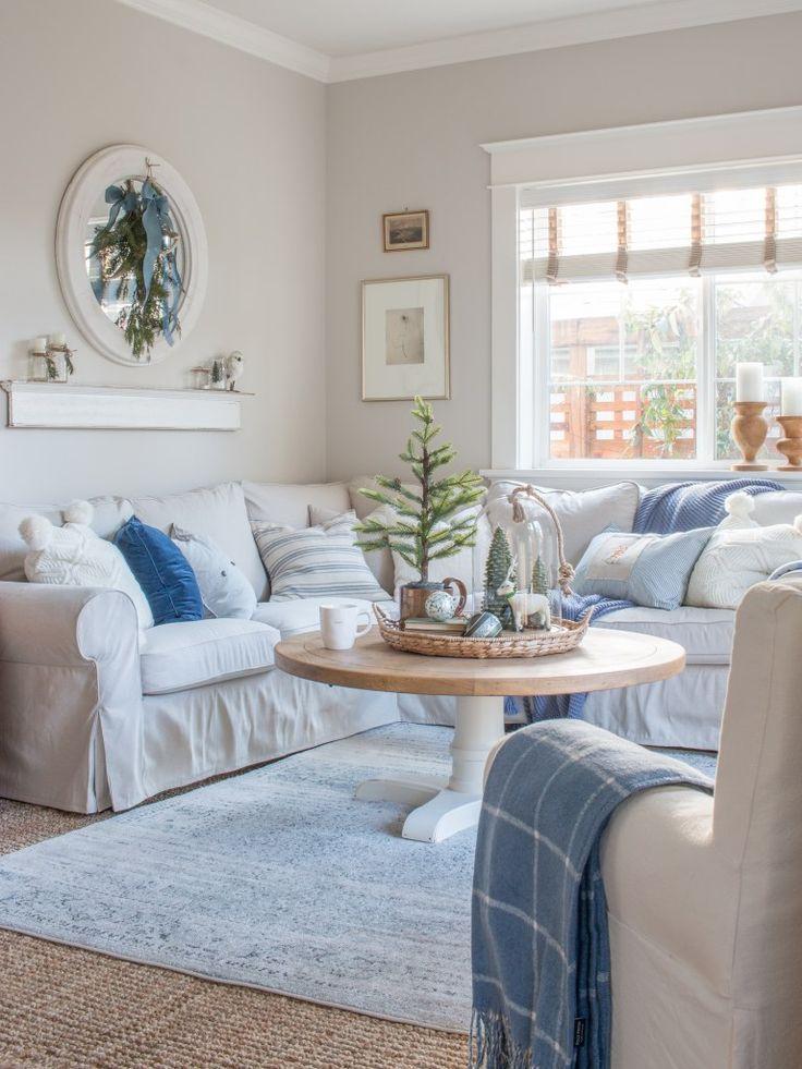 147 besten WOHNEN Im Wohnzimmer Bilder auf Pinterest Wohnideen - wohnzimmer deko weihnachten