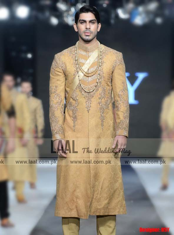 9 best Groom Dresses for Baraat and Walima images on Pinterest ...