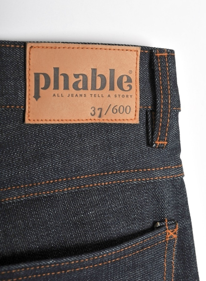 New Raw Denim From Australia - Initial Thoughts On Phable Jeans