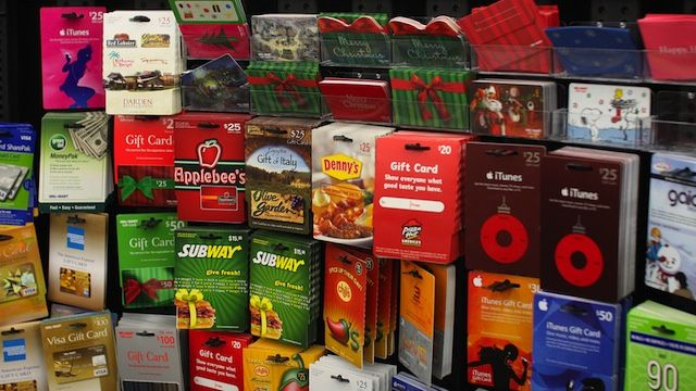 The Best Places to Buy a Cheap Gift Cards and Exchange the Ones You Don't Want