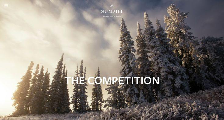 Open Call: Summit Powder Mountain Design Competition