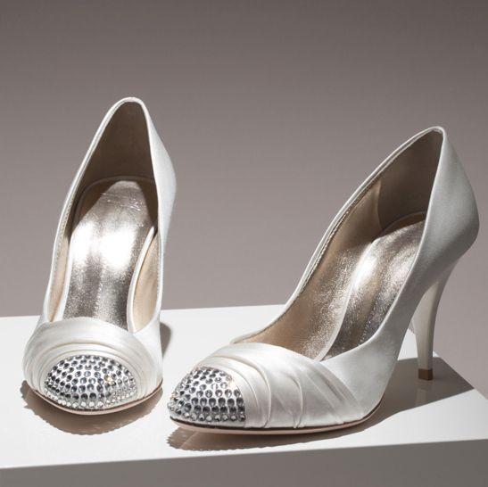 Giuseppe Zanotti Wedding Shoes 2013 With Glitter