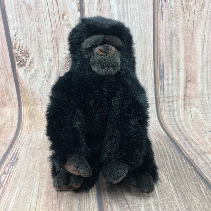 Ty Teddy George Gorilla 🦍 Large Vintage 1995 Collectable Collection monkey ape