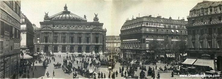 monument opera bastille