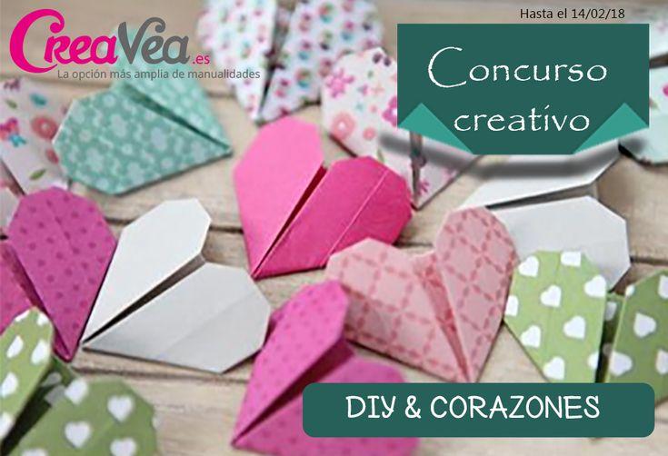 El blog Creavea         » Blog Archive         » Concurso creativo DIY & Corazones ♥ ♥
